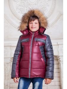 Зимняя куртка для мальчика Cэм