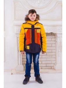 Зимняя куртка для мальчика Чемпион