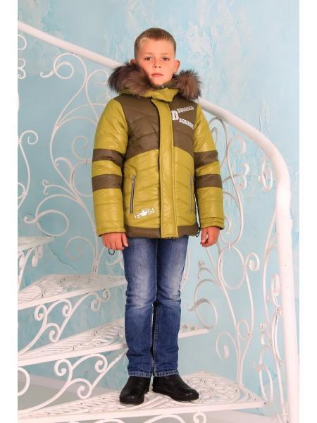 Зимняя куртка для мальчика Dsquared изображение