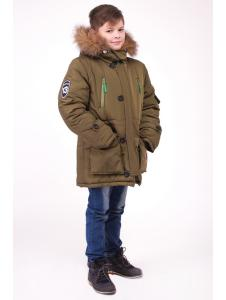 Зимняя куртка для мальчика Франклин