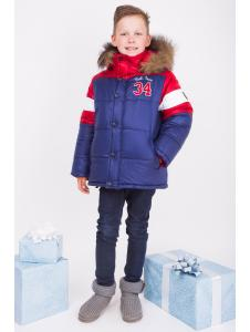 Зимняя куртка для мальчика Бруклин