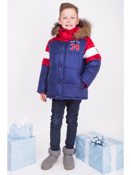 Зимняя куртка для мальчика Бруклин изображение