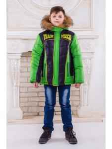 Зимняя куртка для мальчика Трек