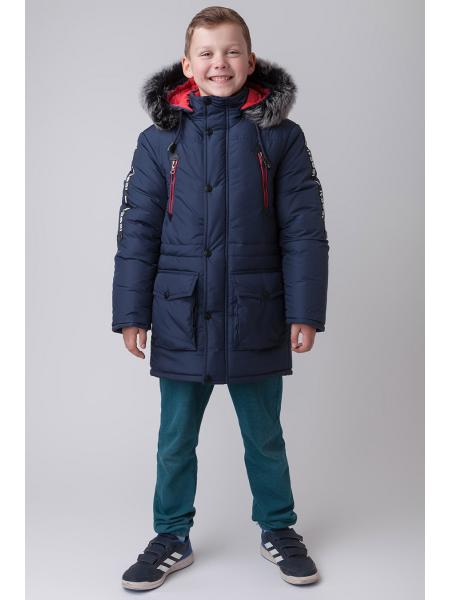 Зимняя куртка для мальчика ZKM 2 изображение