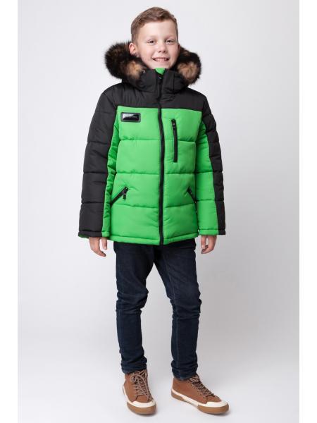 Зимняя куртка для мальчика ZKM 3 изображение