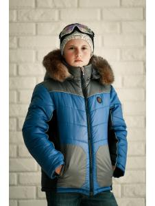 куртка зимняя «порш»