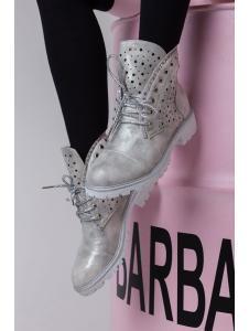 ботинки демисезонные для девочки «7148»