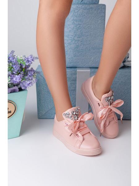 Кроссовки для девочки XDJ 17 изображение