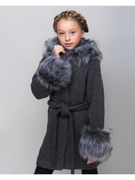 пальто «чернобурка» изображение