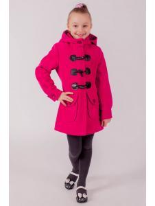Пальто для девочки Бэль