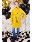 Пальто для девочки Леди