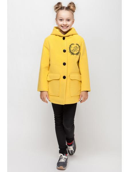 Пальто для девочки Vikki опт цена от производителя