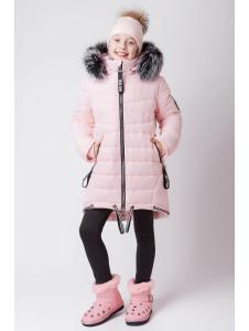 Пальто зимнее для девочки ZKD 4
