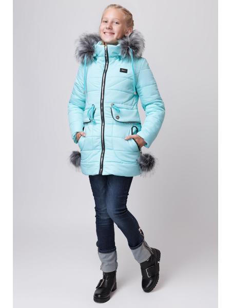 пальто зимнее «синти» изображение