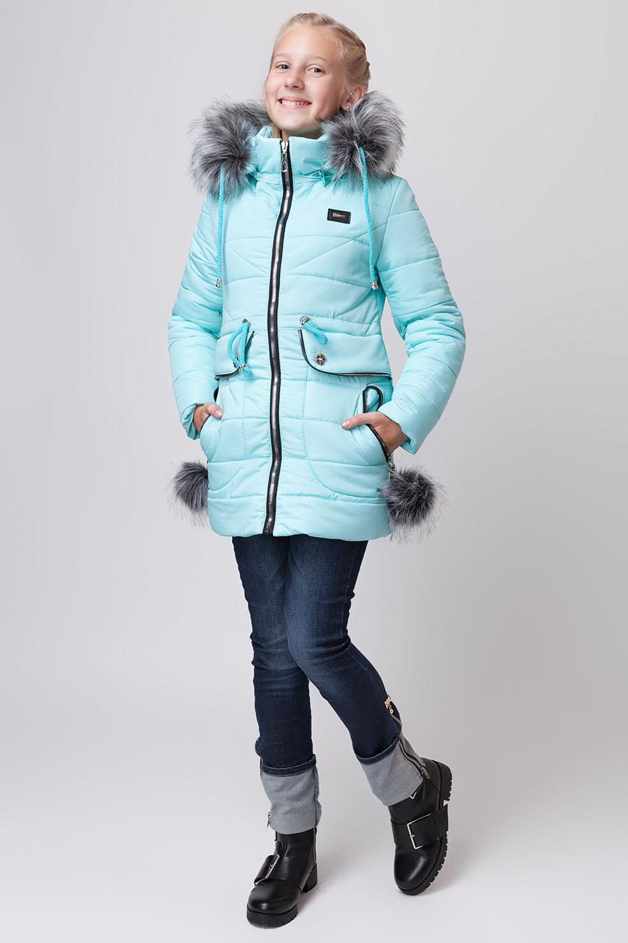 пальто зимнее «синти»Купить онлайн