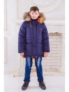 Зимняя парка для мальчика N