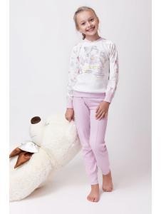пижама для девочки «девочка»