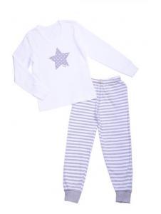 пижама для девочки «звезда»