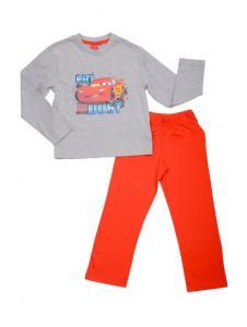 Пижама для мальчика Тачки