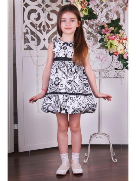 Детское платье BR-17 фото