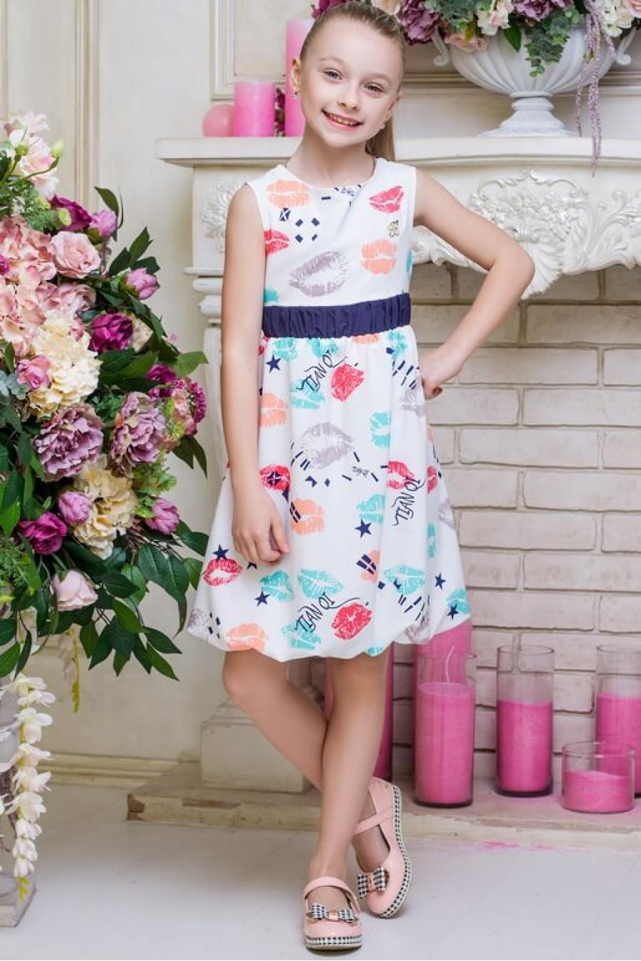 Детское Платье BR30