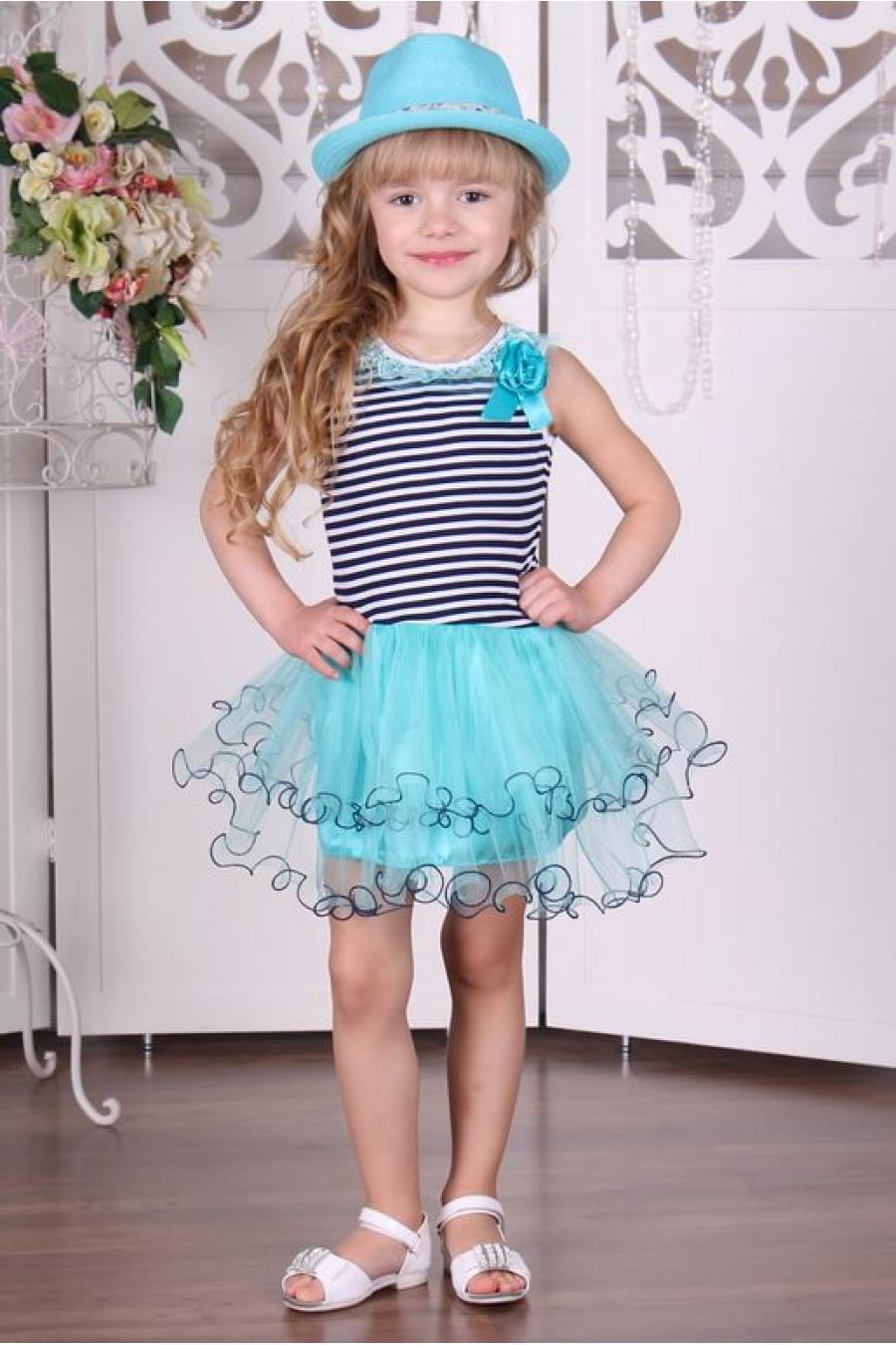 Детское платье «br-33»
