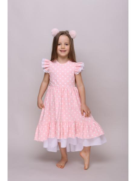 802b67efa49 Детские платья для девочек купить оптом от производителя в Украине