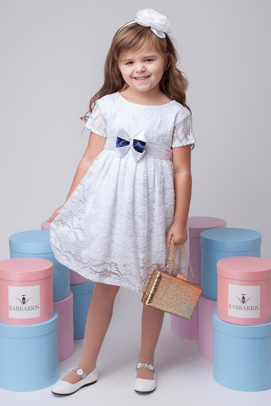 61067043251 Нарядное Платье Для Девочки «Bn-1» ~ Купить Оптом От (5+)