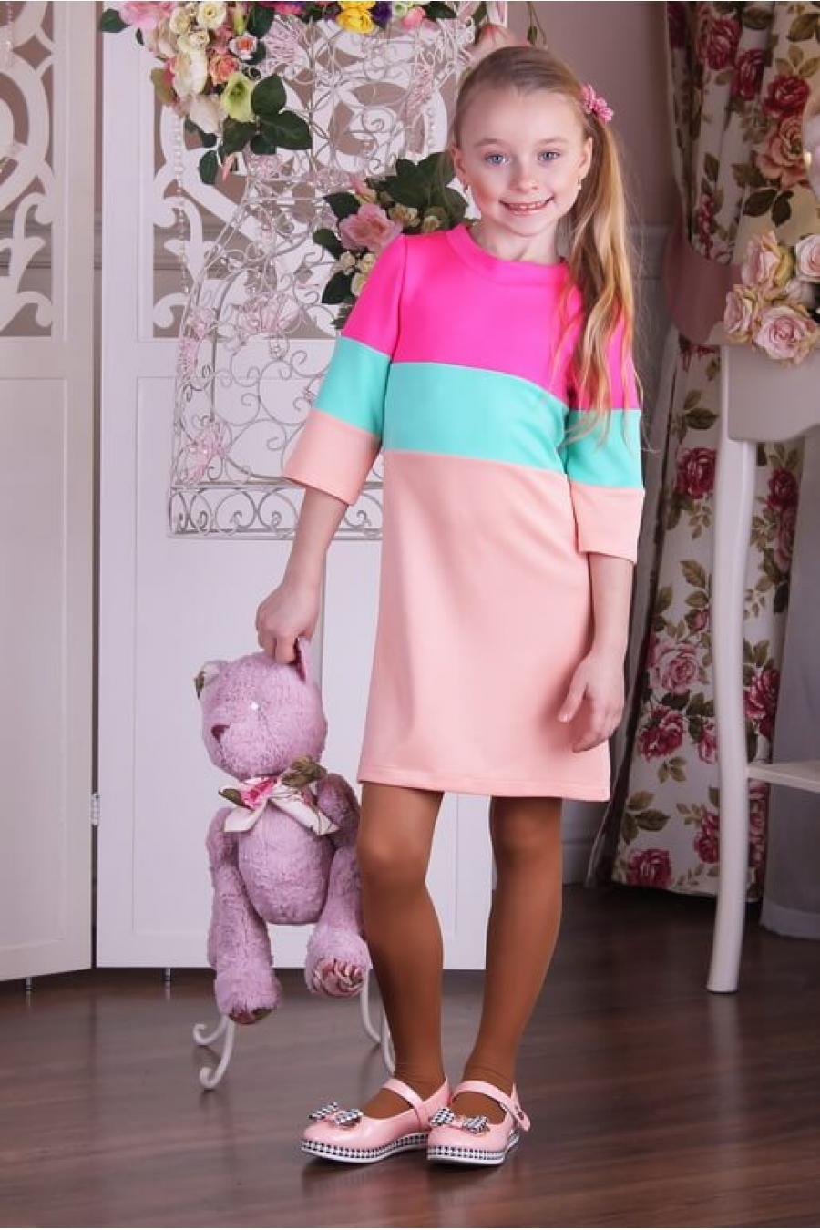 Детское платье «BR-32»