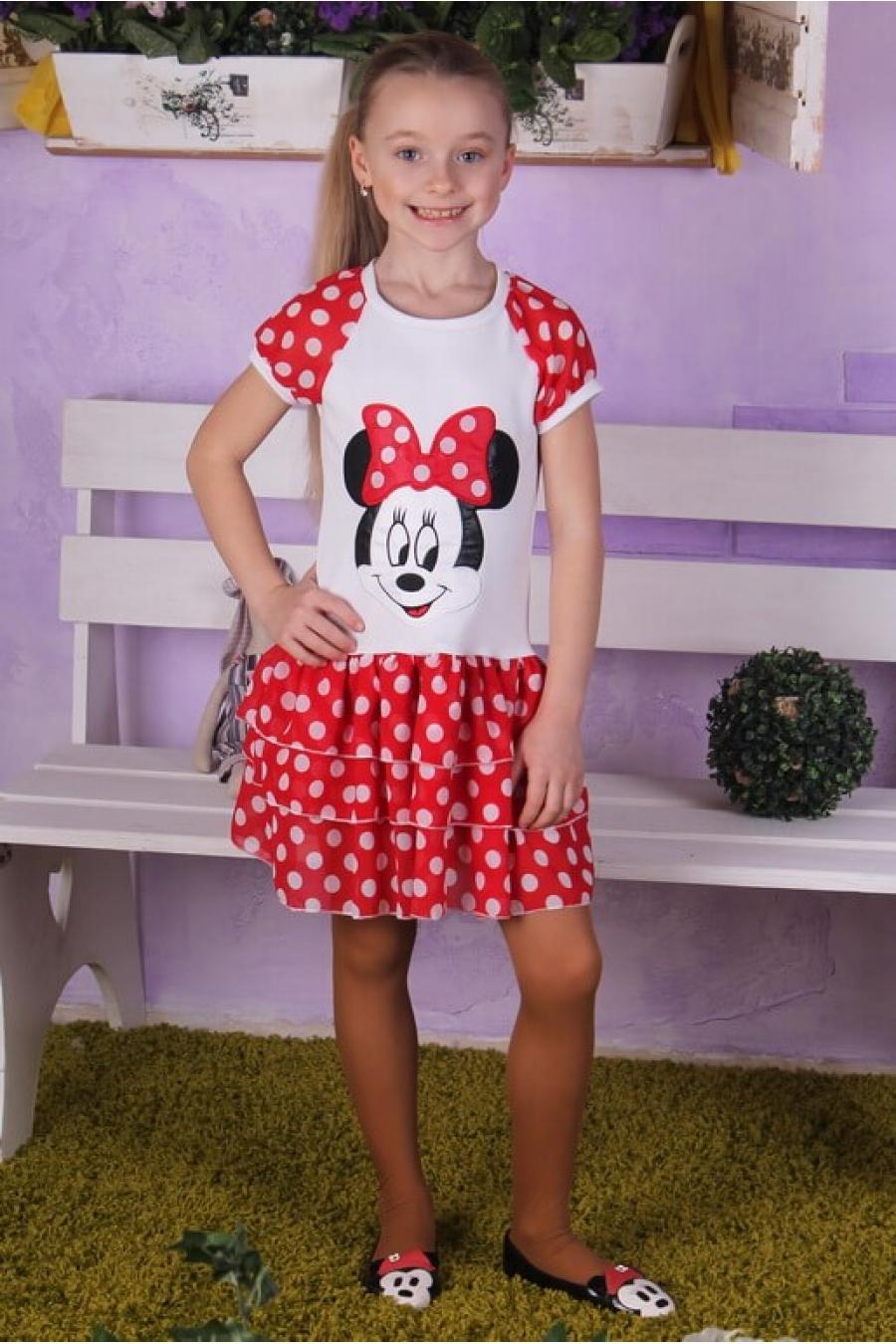 Платье для девочки «BR-37»