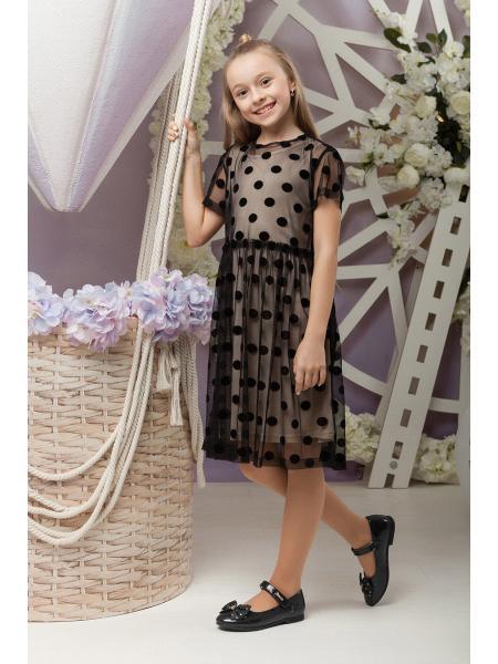 платье для девочек «sh-65» изображение