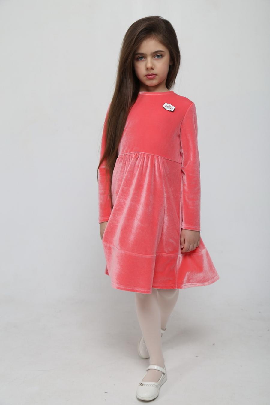 Платье для девочки «d-101»