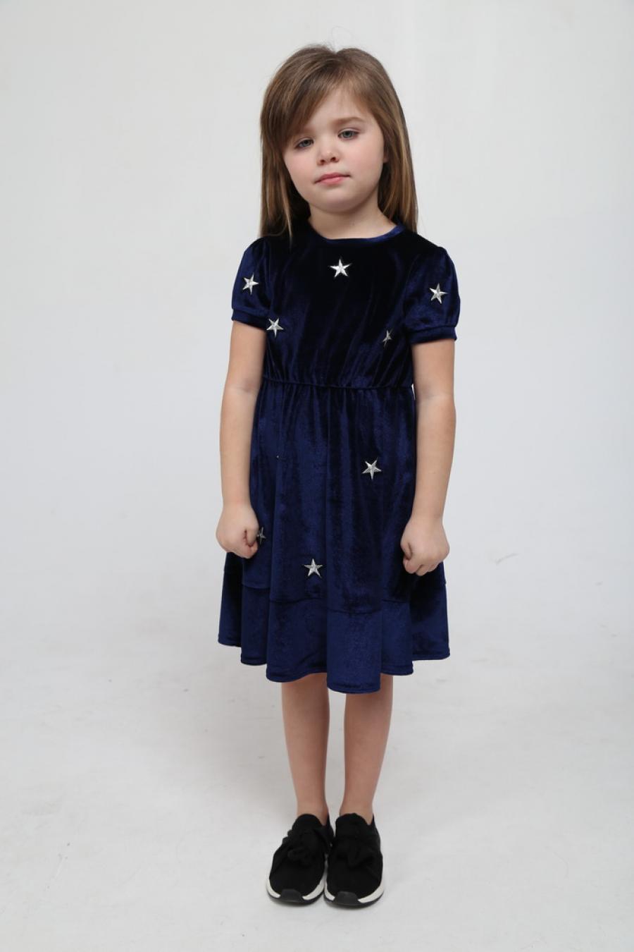 Платье для девочки «d-102»