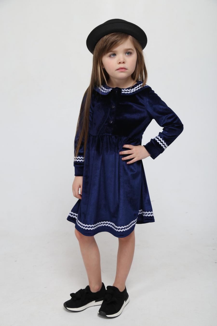 Платье для девочки «d-103»
