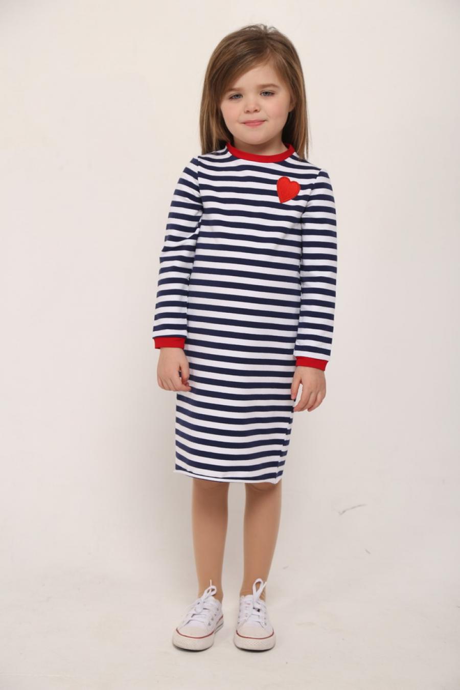 Платье для девочки «d-107»