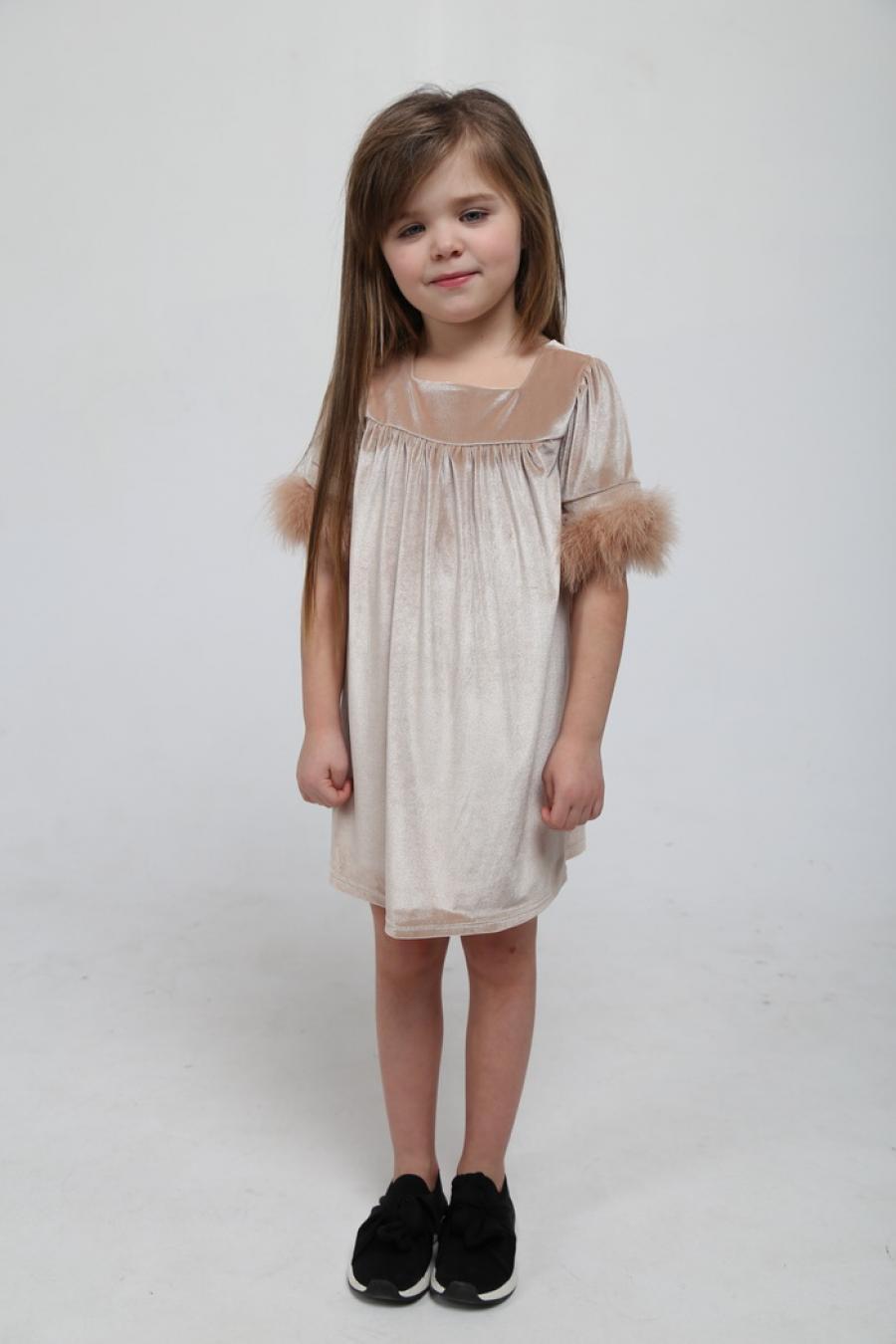 Платье для девочки «d-110»