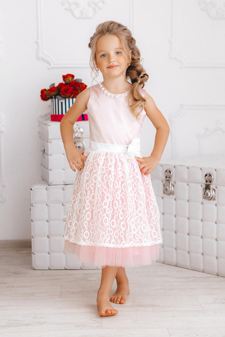 платье для девочки «NP-1»
