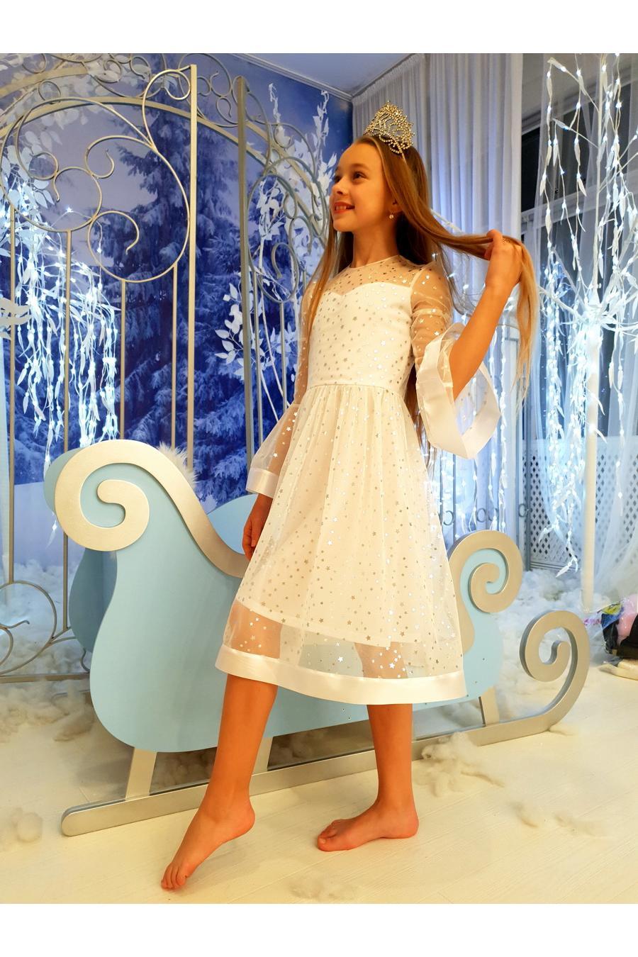 платье для девочки «NP-10»