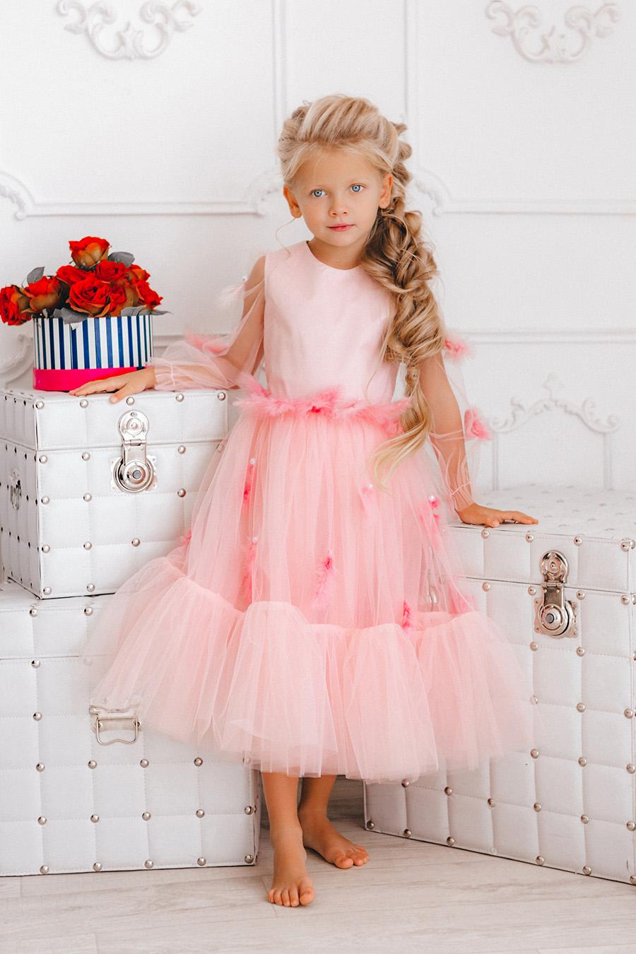платье для девочки «NP-2»