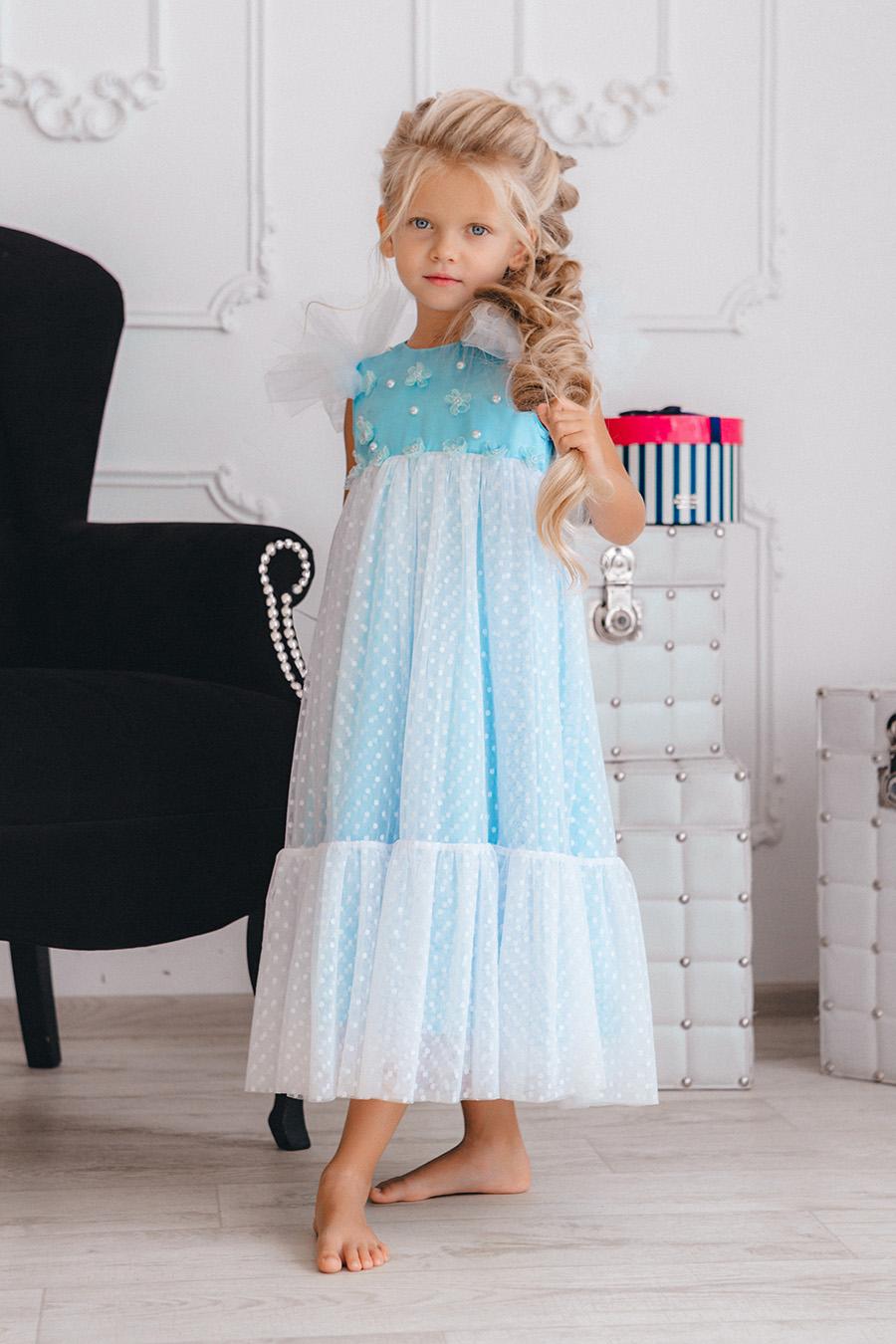платье для девочки NP-3