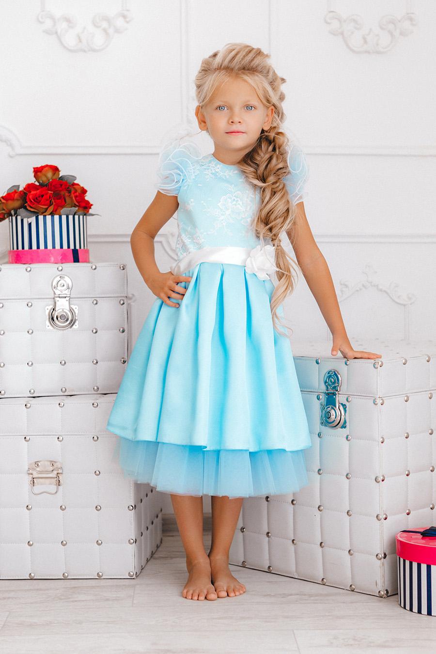 купить платье для праздника для девочки