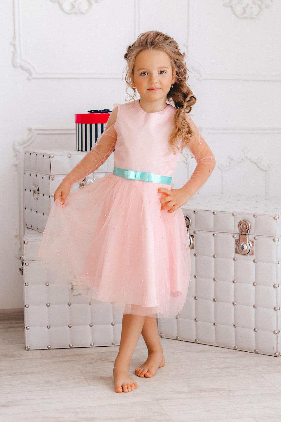 платье для девочки NP-9