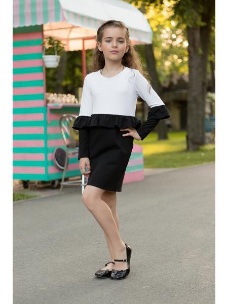 Платье Для Девочки «Зефирка» изображение