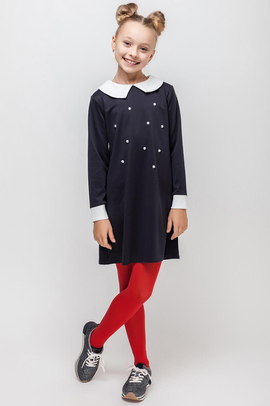 Платье для девочки «жемчуг»