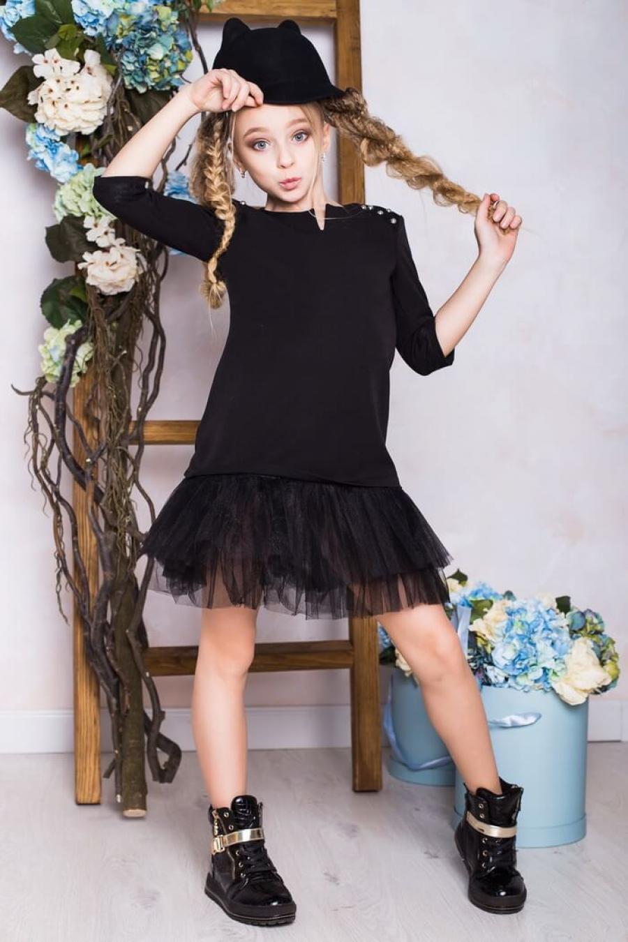 Платье для девочки «k-16»