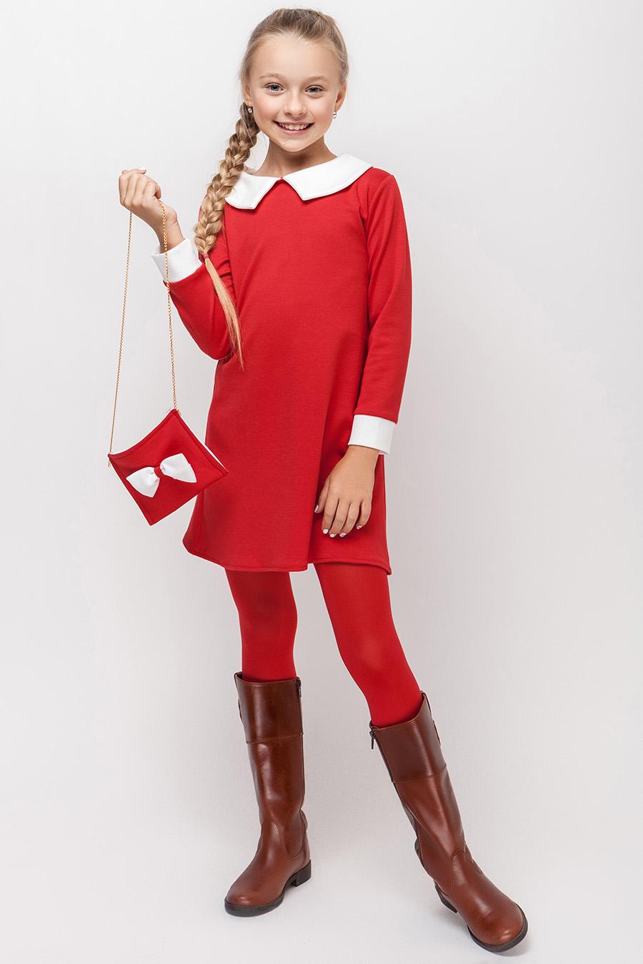 Платье для девочки «сумка»