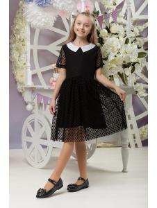 школьное платье для девочек «sh-60»