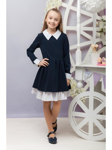 школьное платье «sh-43» изображение