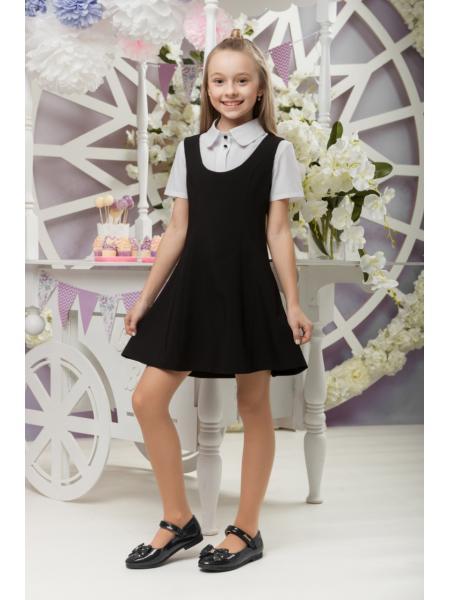 школьное платье «sh-44» изображение