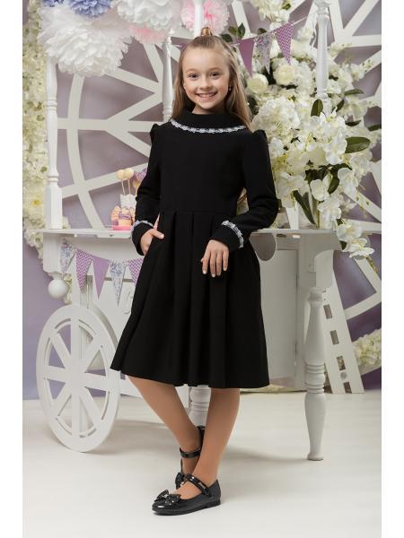 школьное платье sh-56 изображение